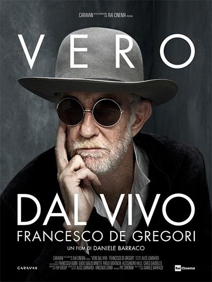 Trailer Vero dal vivo. Francesco de Gregori