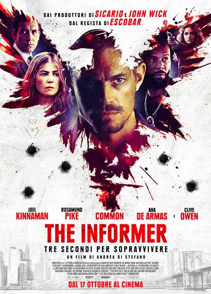 Trailer The Informer - Tre Secondi per Sopravvivere