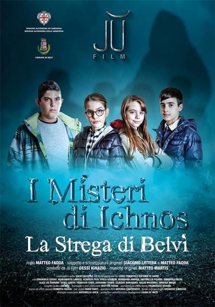 Trailer I Misteri di Ichnos - La Strega di Belvì