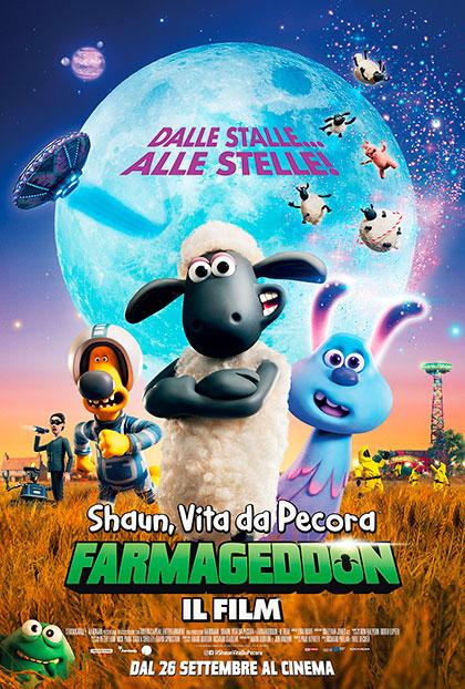 Trailer Shaun, vita da pecora - Farmageddon