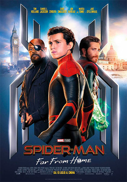 Trailer Spider-Man: Far From Home