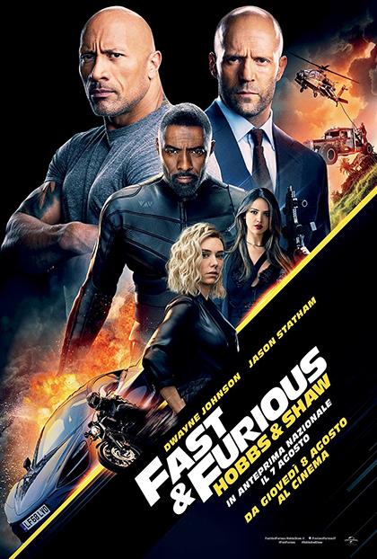 Trailer Fast & Furious - Hobbs & Shaw