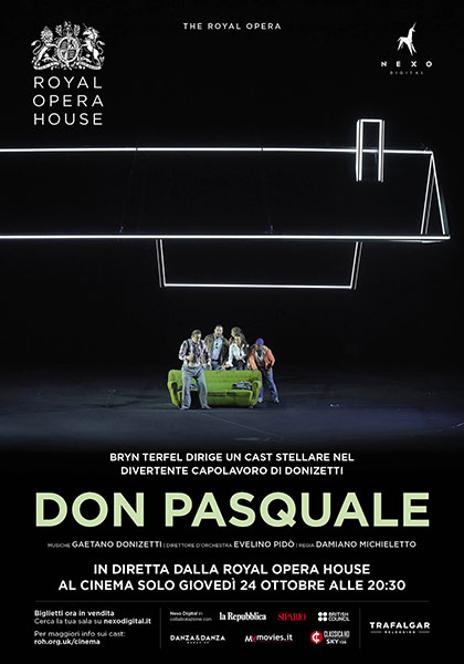 Royal Opera House - Don Pasquale