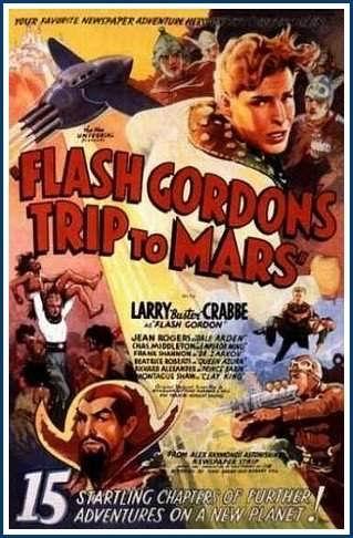 Locandina Flash Gordon's Trip to Mars