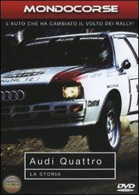 Trailer Audi Quattro. La Storia