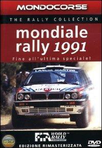 Trailer Mondiale Rally 1991