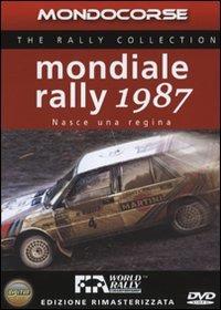 Trailer Mondiale Rally 1987