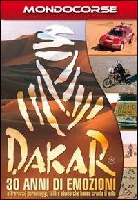 Trailer Parigi-Dakar. Trent'anni di emozioni