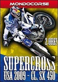 Trailer Supercross Usa 2009. Cl. Sx 450