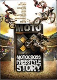 Trailer Moto X. Motocross Freestyle Story