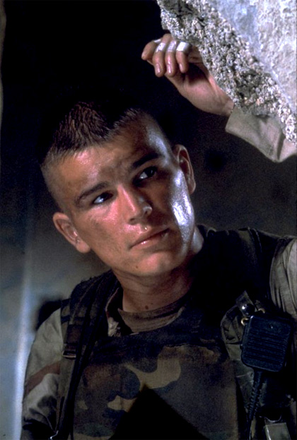 Black Hawk Down -  Dall'articolo: Arriva l'alta definizione: Black Hawk Down e i fantastici 4 in Blue Ray.