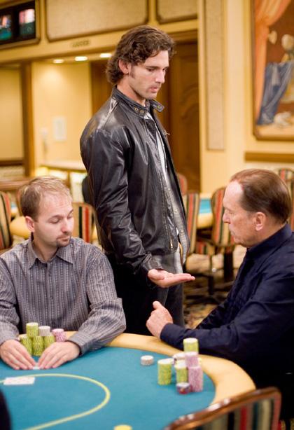 L'amore e il gioco -  Dall'articolo: Lucky You: febbre da poker.
