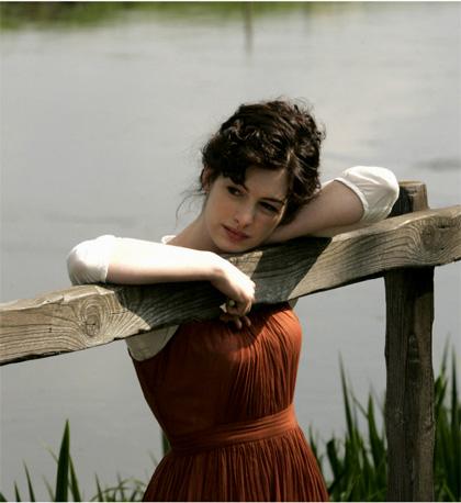 In foto Anne Hathaway (39 anni) Dall'articolo: Anne Hathaway, una predestinata.