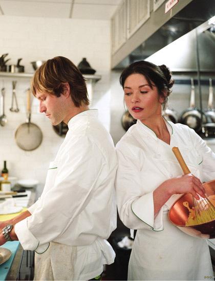 Il film -  Dall'articolo: Sapori e dissapori: recitando in cucina.