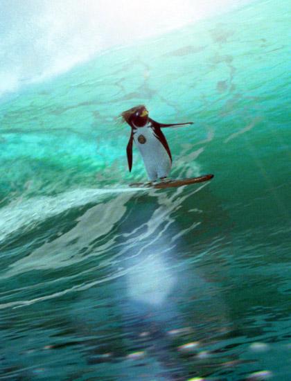 Il film -  Dall'articolo: Surf's Up: a caccia della grande onda.