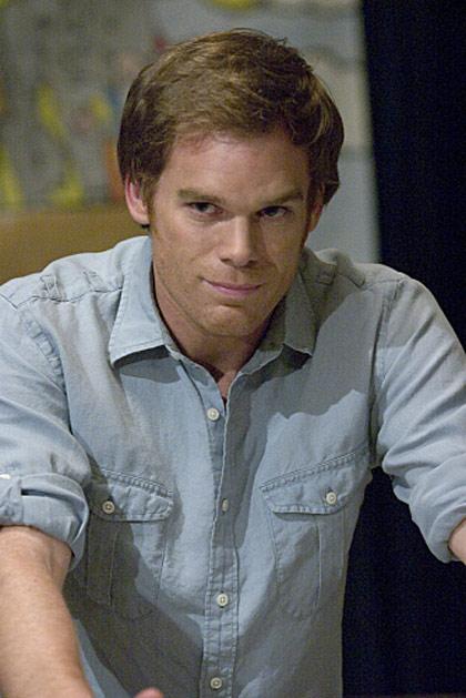 Dal libro al telefilm -  Dall'articolo: Telefilm mania: per fortuna ci pensa Dexter.
