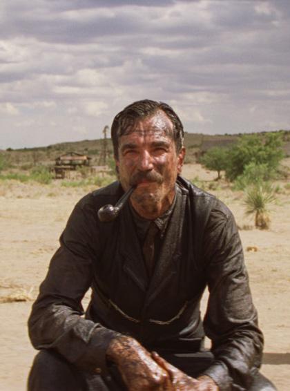 L'incontro con Daniel Day-Lewis -  Dall'articolo: Il petroliere: il West americano secondo Paul Thomas Anderson.