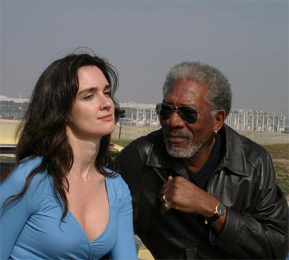 In foto Morgan Freeman (82 anni) Dall'articolo: Dieci cose di noi: il mestiere dell'attore.