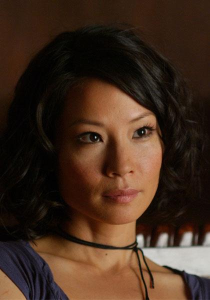 In foto Lucy Liu (51 anni) Dall'articolo: La setta delle tenebre: American vampire.