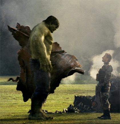 Supereroi (o quasi) -  Dall'articolo: Prossimamente al cinema: L'incredibile Hulk e l'aspirante eroe metropolitano.