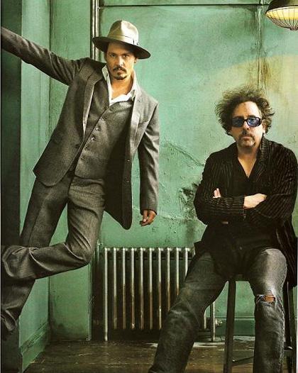 In foto Johnny Depp (56 anni) Dall'articolo: Johnny Depp Cappellaio Matto.