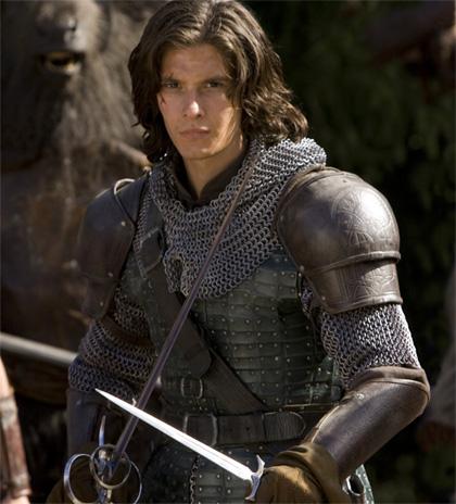 In foto Ben Barnes (38 anni) Dall'articolo: Box Office: Il principe Caspian batte il cavaliere oscuro.