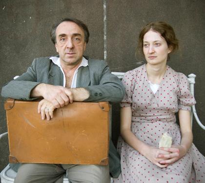 In foto Silvio Orlando (64 anni) Dall'articolo: Mostra di Venezia 2008: fotogallery dei film in concorso.