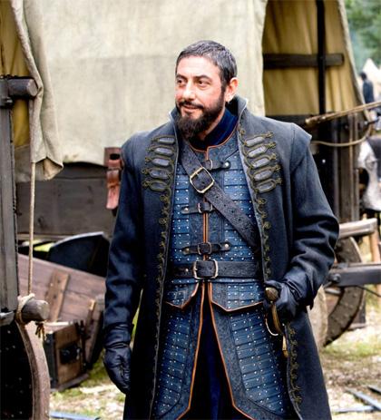 In foto Sergio Castellitto (66 anni) Dall'articolo: Box Office: Il principe Caspian resta al primo posto.
