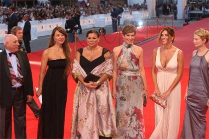 Red carpet -  Dall'articolo: Il papà di Giovanna: un film che arriva al cuore.