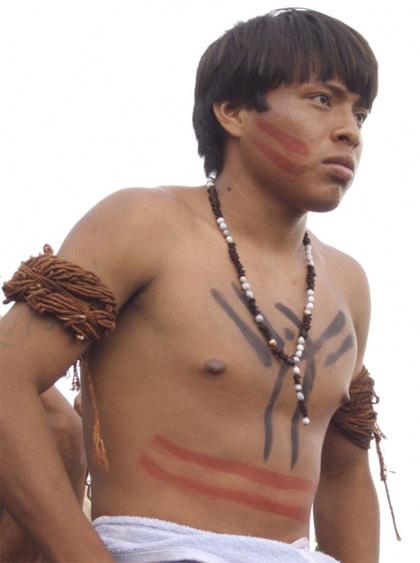 La terra degli uomini rossi: la realtà del Mato Grosso