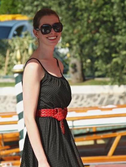 Anne Hathaway a Venezia