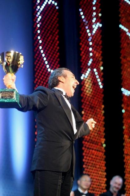 In foto Silvio Orlando (64 anni) Dall'articolo: Il wrestler decadente di Aronofsky trionfa a Venezia.
