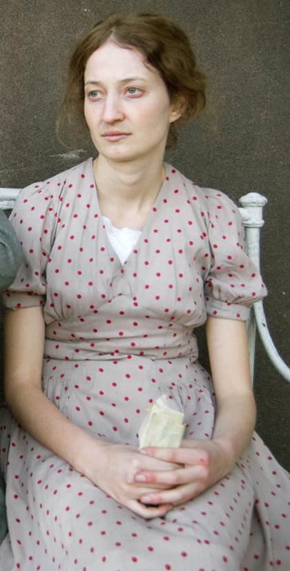In foto Alba Rohrwacher (42 anni) Dall'articolo: Il papà di Giovanna, il film.