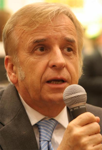 In foto Antonio Avati (75 anni) Dall'articolo: Il papà di Giovanna, il film.