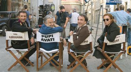 In foto Pupi Avati (83 anni) Dall'articolo: Il papà di Giovanna, il film.