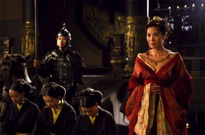 In foto Michelle Yeoh (58 anni) Dall'articolo: La Mummia - La Tomba dell'Imperatore Dragone, il film.
