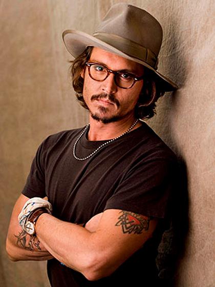 In foto Johnny Depp (56 anni) Dall'articolo: Johnny Depp nel paese delle meraviglie.