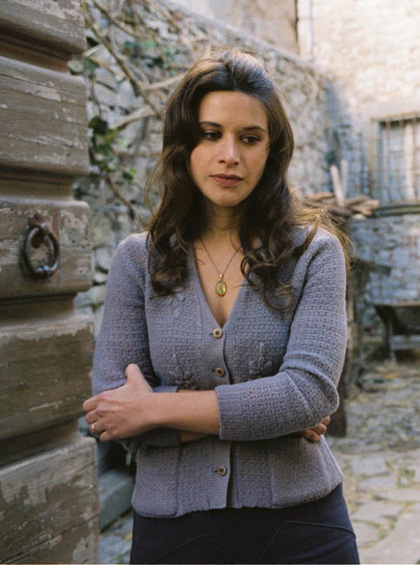 In foto Valentina Cervi (45 anni) Dall'articolo: Miracolo a Sant'Anna, il film.