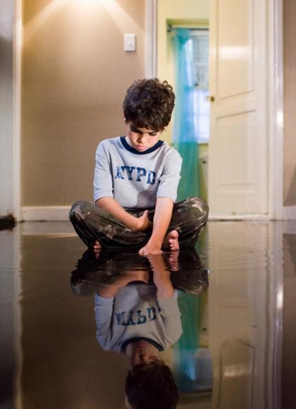 In foto Cameron Boyce Dall'articolo: Riflessi di paura, Il film.