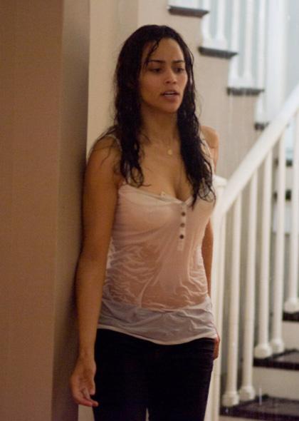 In foto Paula Patton (46 anni) Dall'articolo: Riflessi di paura, Il film.