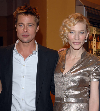 In foto Brad Pitt (57 anni) Dall'articolo: Brad Pitt, Cate Blanchett e il curioso caso di Benjamin Button.