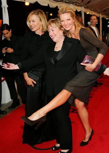 In foto Kathy Bates (72 anni) Dall'articolo: Quel che resta di mio marito, il film.