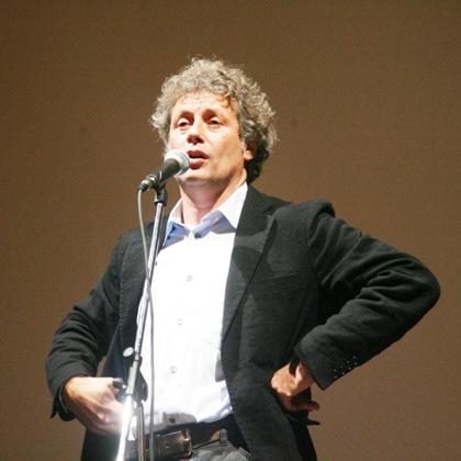 In foto Alessandro Baricco (62 anni) Dall'articolo: Lezione 21: il compositore, la morte e la fanciulla.