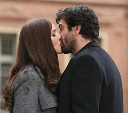In foto Pierfrancesco Favino (51 anni) Dall'articolo: L'uomo che ama, il film.
