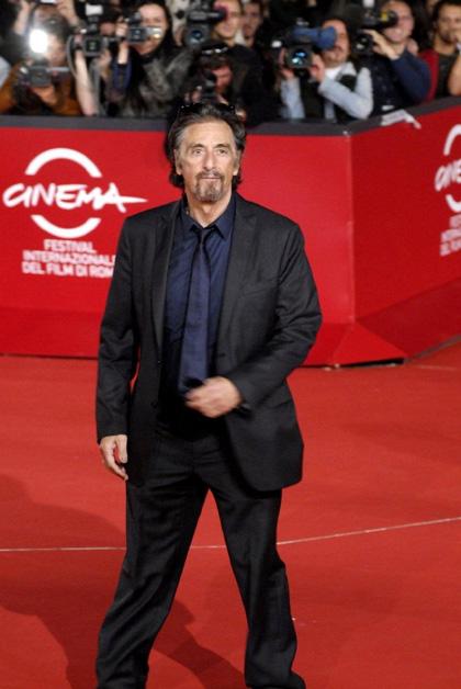 Festival di Roma: una serata con Al Pacino