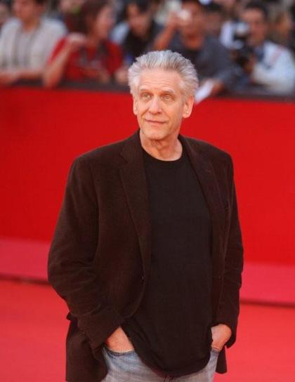 Cronenberg al Festival di Roma