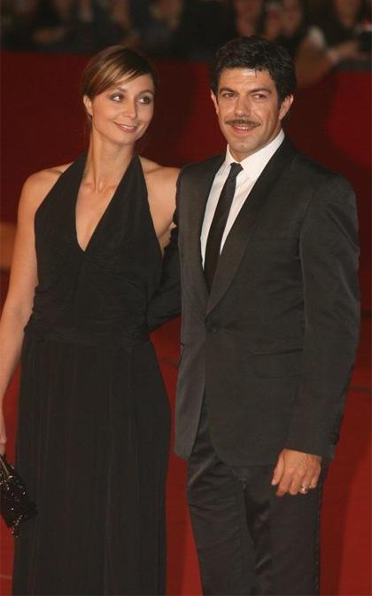In foto Pierfrancesco Favino (51 anni) Dall'articolo: L'uomo che ama, il red carpet.