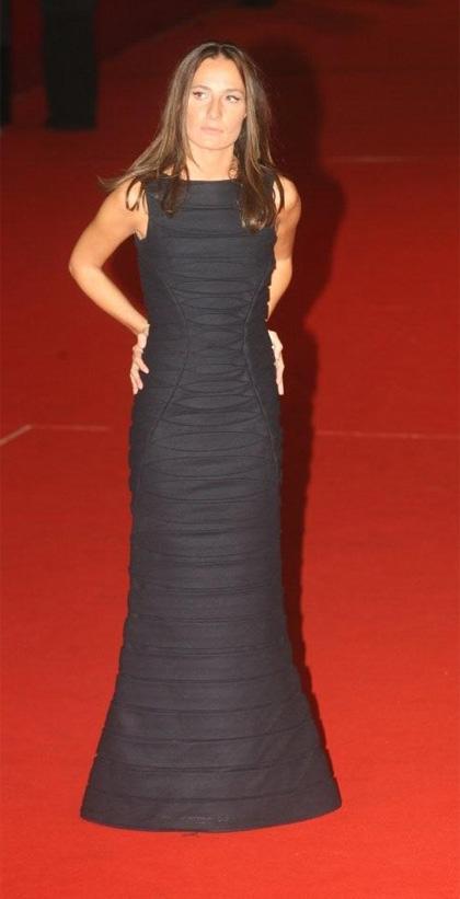 In foto Maria Sole Tognazzi (49 anni) Dall'articolo: L'uomo che ama, il red carpet.