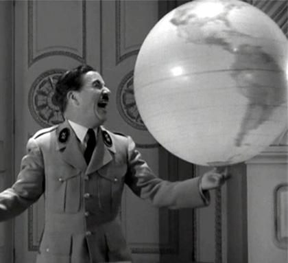 In foto Charles Chaplin Dall'articolo: Tropic Thunder: quando la guerra è divertente.