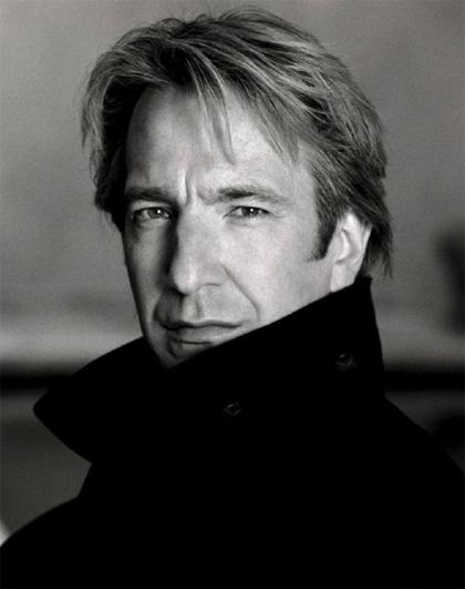 In foto Alan Rickman Dall'articolo: Tre nuove entrate per il nuovo film di Burton